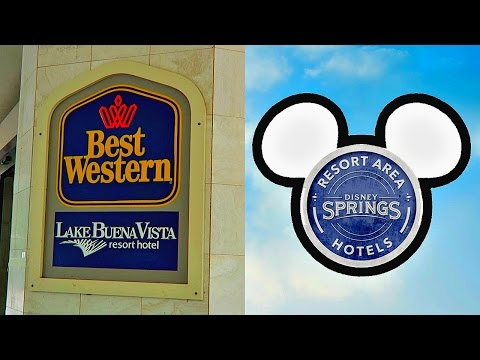 Best Western Lake Buena Vista hotel review - Near Walt Disney World