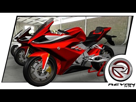 motor sport 250 CC 2017 konsep asli indonesia ,saingan CBR 250 RR dan ninja 250 RR