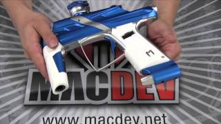MacDev Cyborg 6 Unboxing
