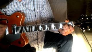 Honey Don´t ~ Carl Perkins The Beatles Ringo Starr ~ Electric Cover w/ Gretsch Electromatic G5422T