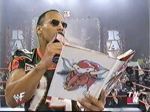 The Rock Back Home In MIAMI  '' '' Repping The []_[] MIAMI HURRICANS!!!!