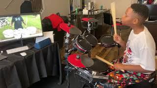 Zapętlaj Jig 2 Play Along Drum Line Video on Drum set with Atlanta Drum Academy | ATL DRUM ACADEMY