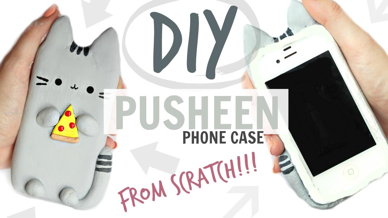 Pusheen Case