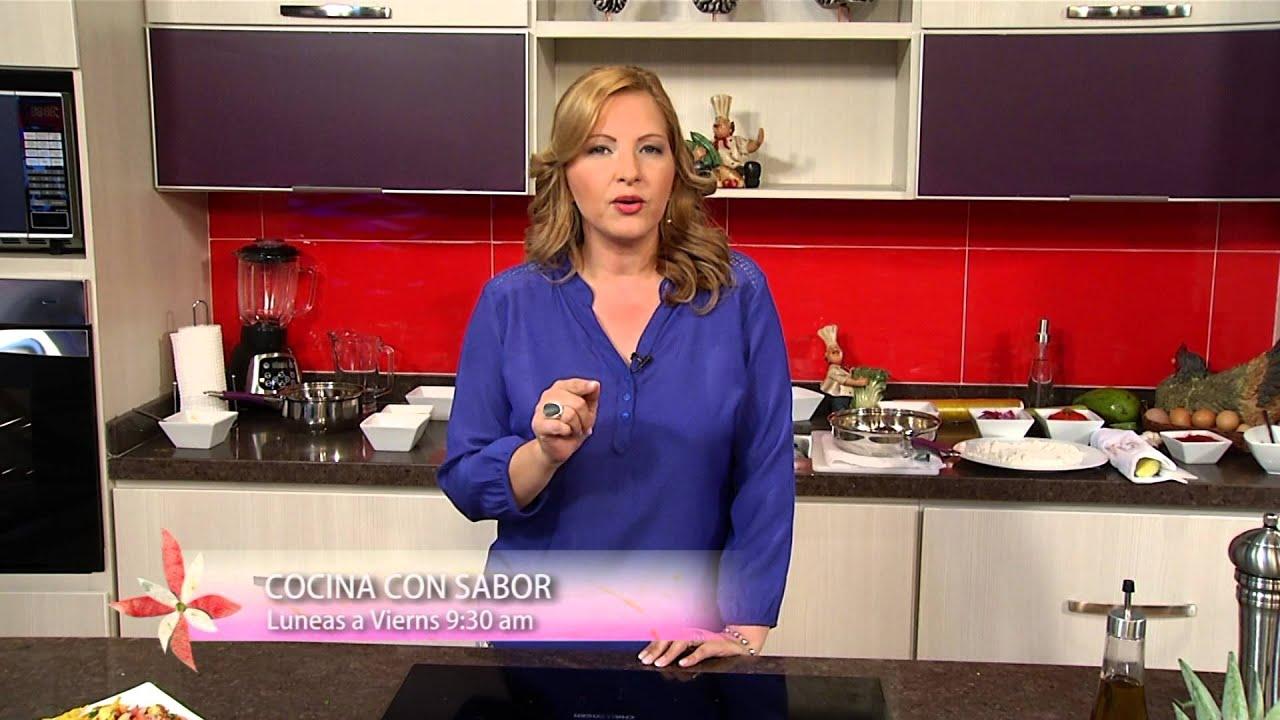 Promo cocina con sabor youtube for Canal cocina cocina de familia
