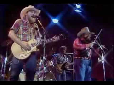 Charlie Daniels Band 1979 The Devil Went Down To Georgia
