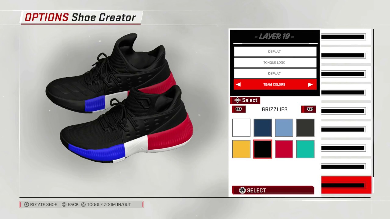 NBA 2K18: HOW TO MAKE ADIDAS NMD'S