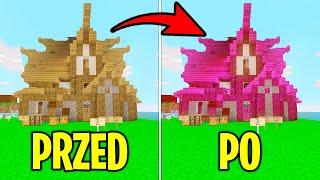 """""""SŁODKI"""" Troll Na Kwadratowa Masakra na Nexe i Szymeq Minecraft!"""