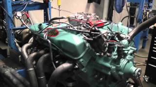 Chris Rule 413 Chrsyler by Golen Engine