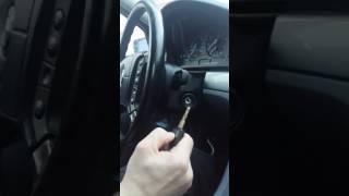 Как активировать ключ или его подвязать к машине BMW e39