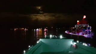 Christmas Boat Parade, Santos Guardiola