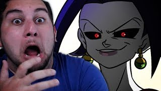 THIS IS A DRAGON BALL CREEPY PASTA!! | Kaggy Reacts  CURSED KEFLA?! Demon Bulma (Chapter 3)