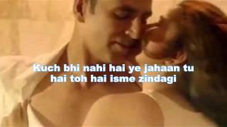 Soch Na Sake Karaoke(Audacity)