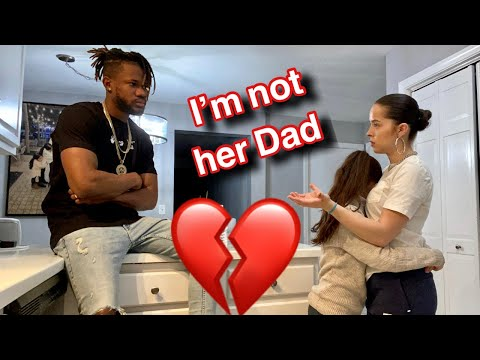 I Don't Want LONDON Call Me DAD Anymore - Very Emotional