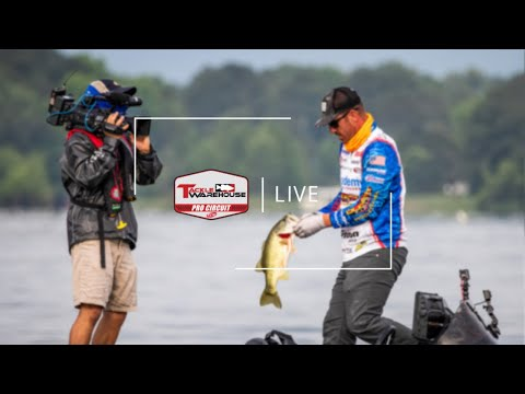 FLW Live Coverage   Lake Chickamauga   Day 3