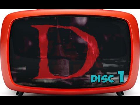 Прохождение игры D (3DO   1995) - диск 1/2 [RUS]
