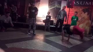 Szkoła tańca Raz Dwa Trzy - break show