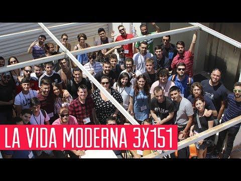 """La Vida Moderna 3x151...es entrar en la Capilla Sixtina al grito de """"¡¡MIGUEL ÁNGEL, MIGUEL ÁNGEL!!"""""""