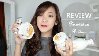 Review Body Care for Sensitive Skin / Almond Milk & Honey The Body Shop - Almiranti Fira