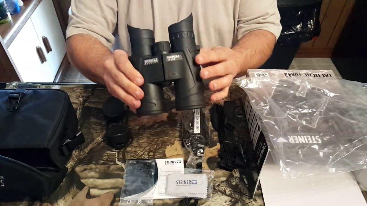 Steiner tactical binoculars unboxing youtube