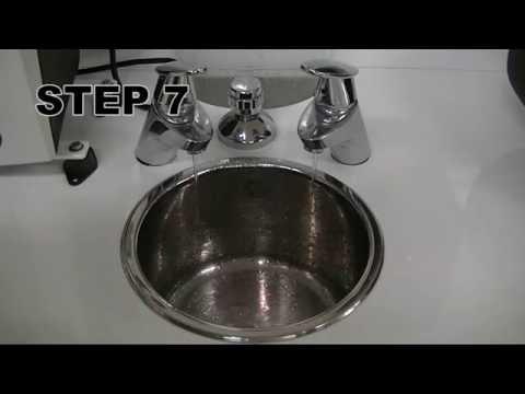 WATER PRESSURE PUMP TUNE UP PROCEDURE - Headhunter Inc.