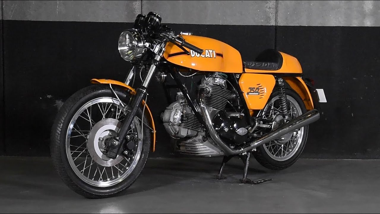 1978 Ducati 750 Sport Motorcycle - 2018 Shannons Sydney Spring Classic Auction
