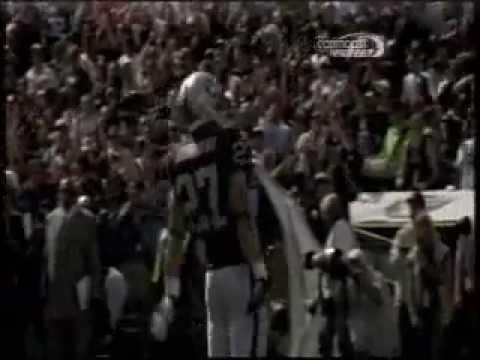 Raiders DB Matt Giordano #27