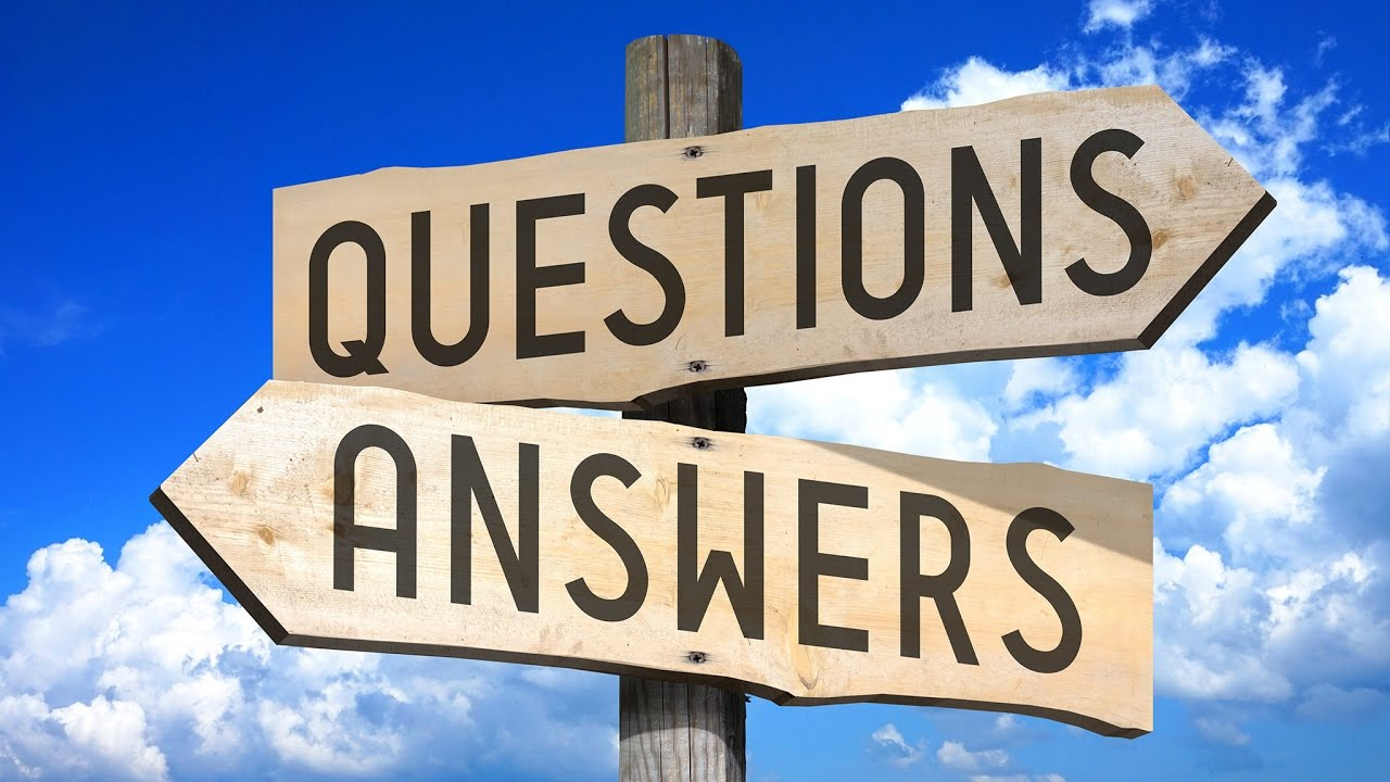 Questions Answers Episode 2 YouTube