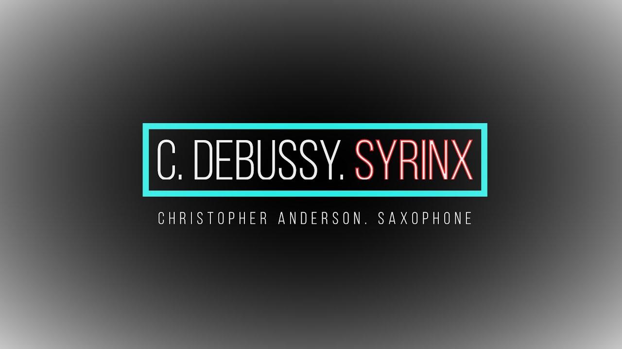 Claude Debussy, Syrinx