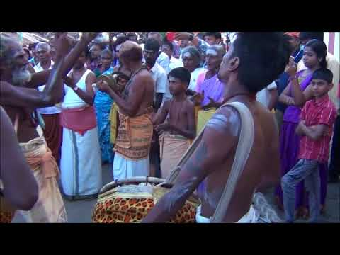 Thiruvarur Temple traditional music