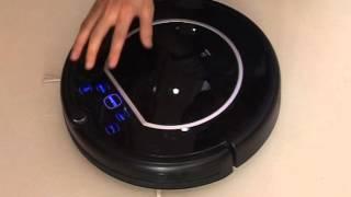 видео Робот-пылесос SITITEK Robo-sos X500 купить онлайн