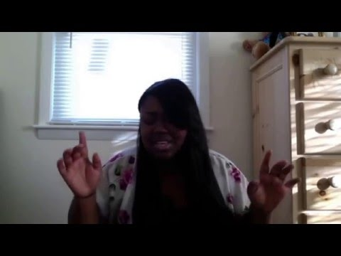 Tamela Mann | Take Me To The King | covered by Christina