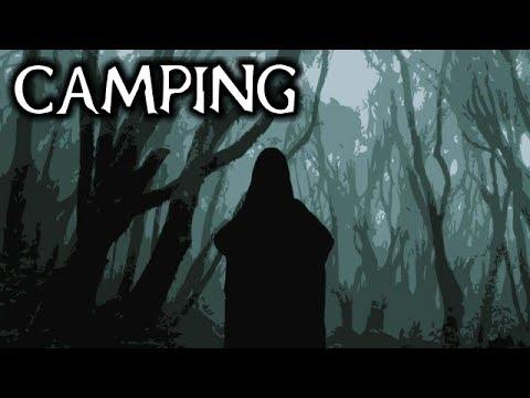 10 TRUE BLOOD CURDLING Camping Horror Stories | Volume 2