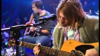 Nirvana  - Unplugged - Come as you are