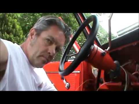 72 Chevy Truck Wiring Diagram Klf 300 How To Install A Harness 67 C10 Part 1 Youtube