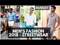 Men's Summer Outfit Streetwear | AUGUST | Lookbook for Men 2018