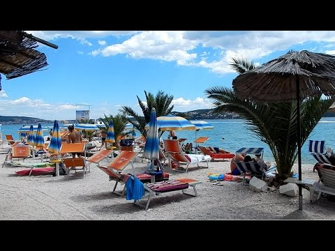 Medena Hotel & Bungalows (Croatia, Trogir) - a large area, beaches, restaurants and sports