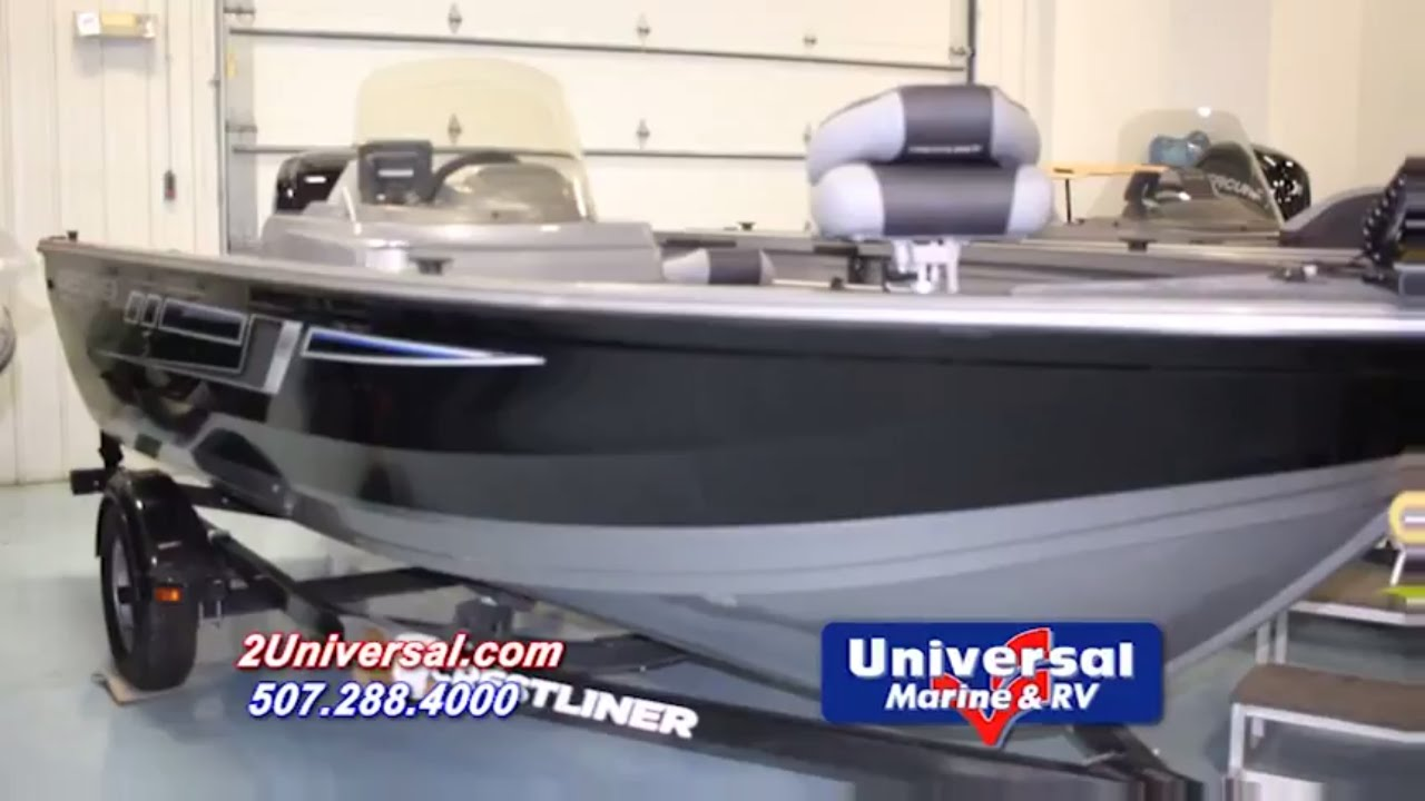 2016 crestliner 1700 vision fishing boat for sale for Fishing boats for sale mn