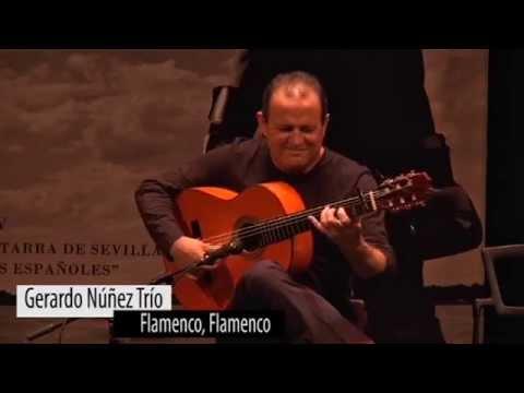 IV Festival de la Guitarra de Sevilla Gerardo Nuñez Trio