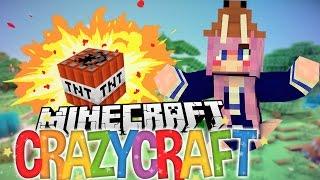 Demolition | Ep 26 | Minecraft Crazy Craft 3.0