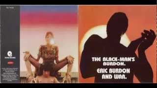 Eric Burdon & War  -  Bare Back Ride