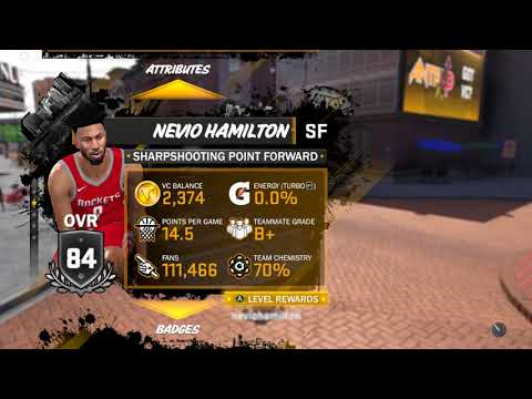 Best Small Forward Build | KD Build NBA 2K18