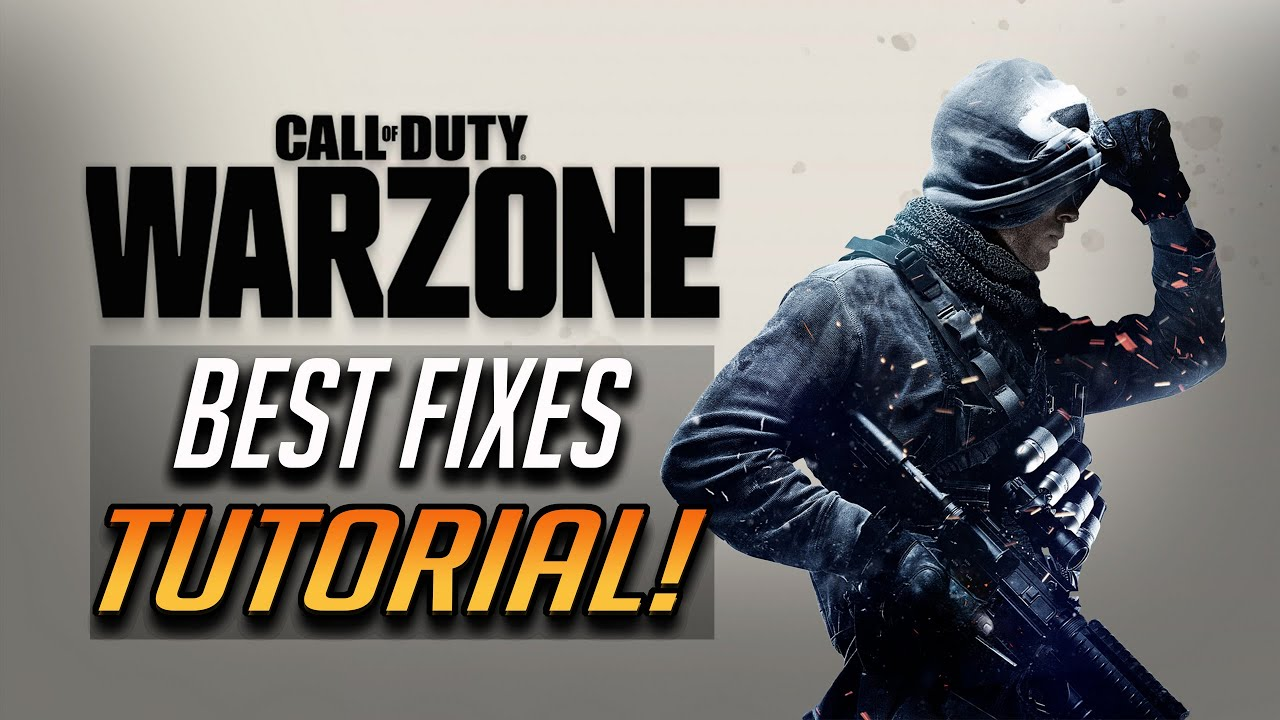 Download FIX Call Of Duty Warzone Crashes, DEV Errors, Crash on Startup, Problems [Tutorial]