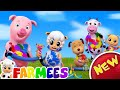 Colors Song | Learn Colors | Nursery Rhymes | Baby Songs | Kids Rhymes by Farmees S02E150