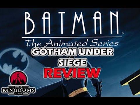 Batman The Animated Series: Gotham City Under Siege Review