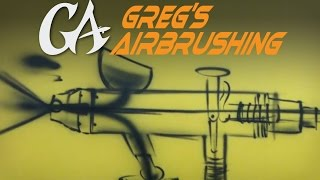 How an Airbrush Works