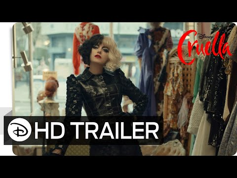 CRUELLA - 2. Offizieller Trailer (deutsch/german) | Disney HD