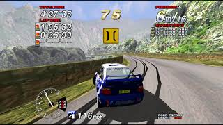 Sega Rally 2 - GRAND PRIX Championship Victory - Ford Escort (4k 60fps)