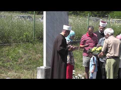 Bosanski Novi 23 Juli 2010 Sjecanje na sehide2dio