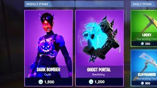 New HALLOWEEN SKINS in Fortnite.. (New Skins Leaked)