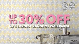 Wallpaper & Paint Deals at Guthrie Bowron